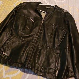 Maurice plus size jacket